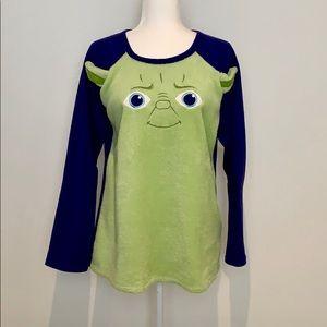 Star Wars Apparel Fleece PJ Top